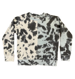 Vintage Havana Boys Aqua TD Split Sweatshirt