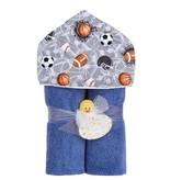 Baby Jar Sports Jam Towel Set