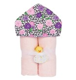 Baby Jar Wild Flower Towel Set