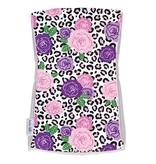 Baby Jar Wild Flower Burp Cloth