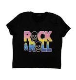 Firehouse Black Rock n Roll Tee
