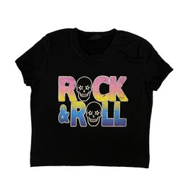 Firehouse Black Rock n Roll Tee