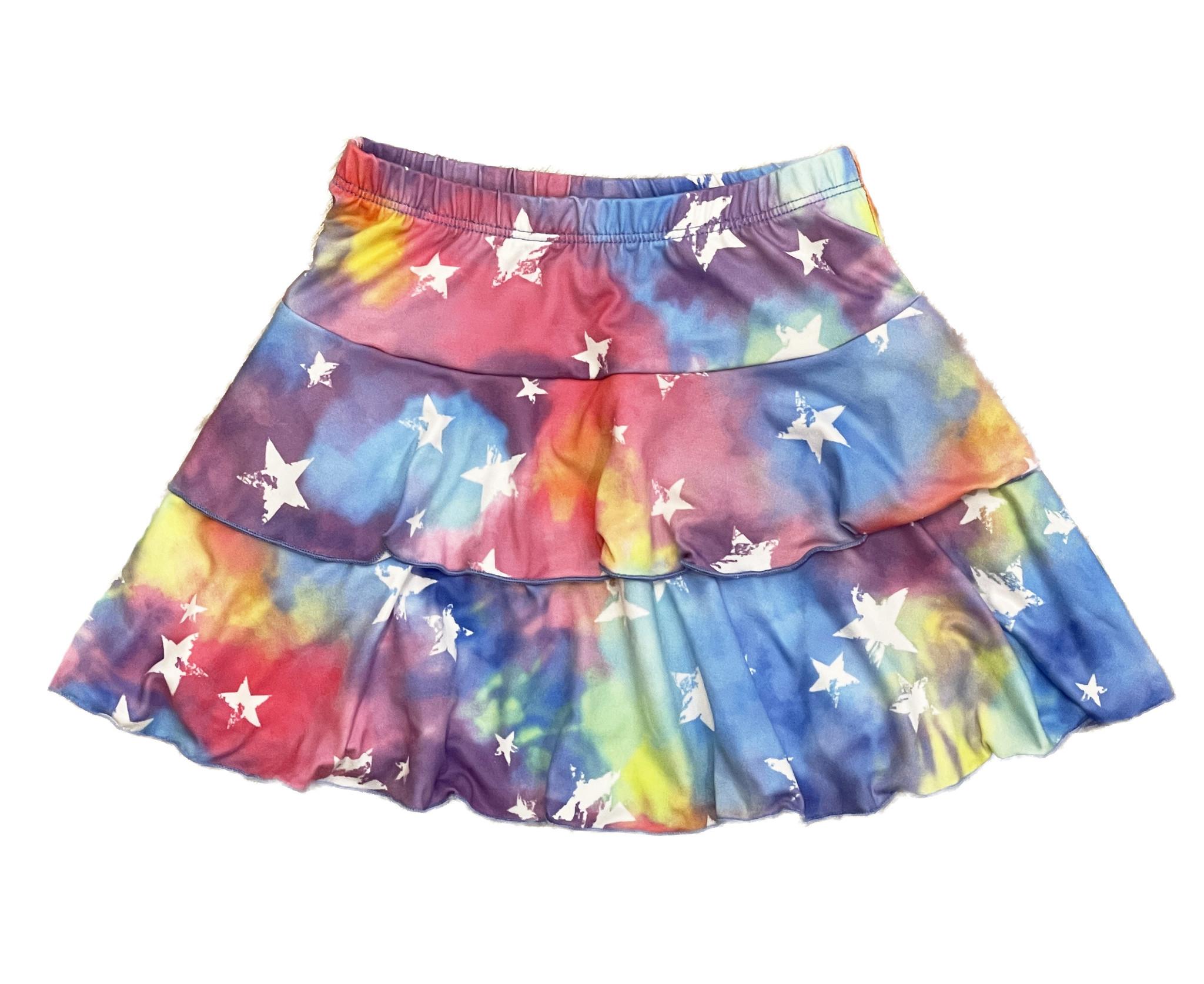 Social Butterfly TD Stars Skirt
