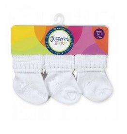 Jeffries Bootie Socks 6pk - 3 Color Choices