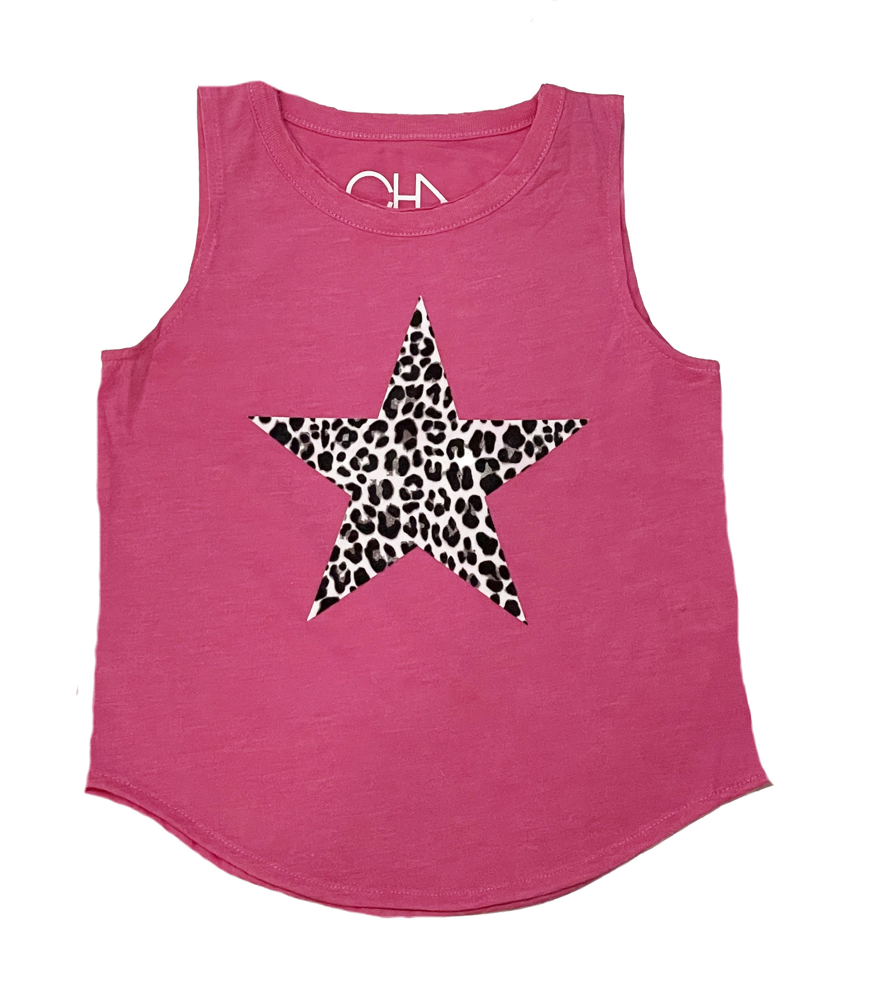Chaser Pink Animal Star Tank