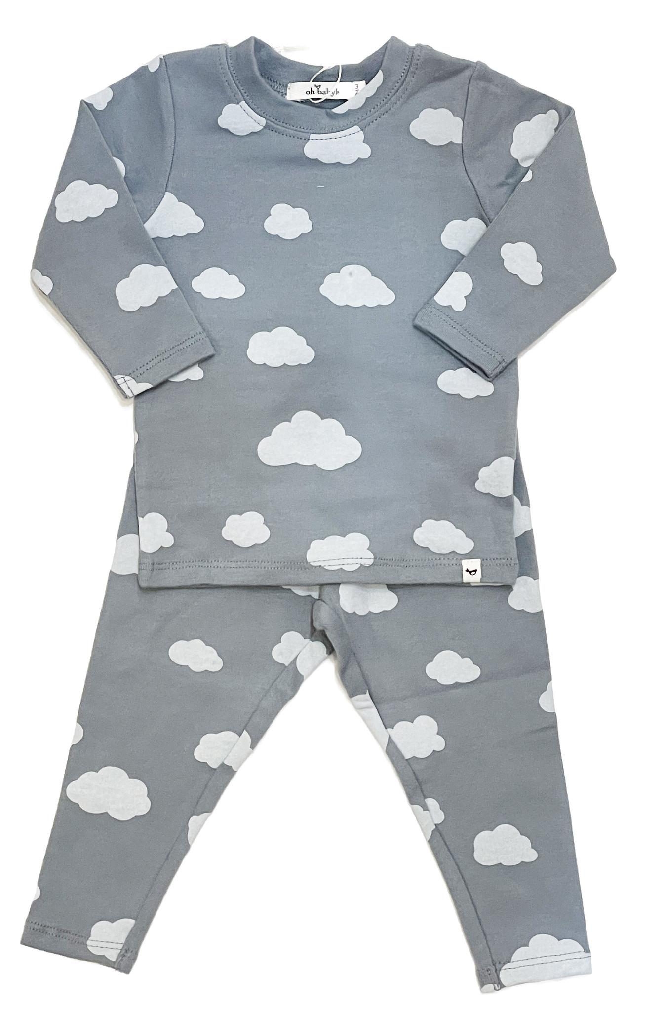 Oh Baby! Fog Mini Clouds 2 pc Set