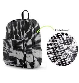 Black TD Mesh Backpack