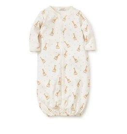 Kissy Kissy Sophie La Girafe Ecru Conv. Gown