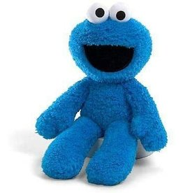 Take Along Cookie Monster