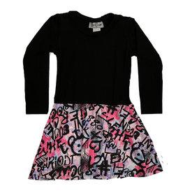 Dori Love Graffiti Dress