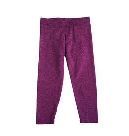 Dori Pink/Black Infant Heathered Legging