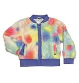 Appaman Rainbow Fur Nikki Bomber Jacket