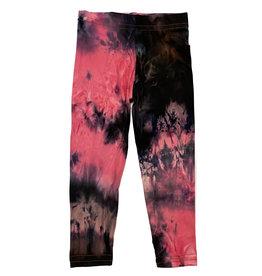 Dori Hot Pink/Black TD Soft Legging