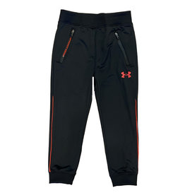 Under Armour Black/Red Pennant Jogger