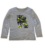 Under Armour Toddler Player Sketch LS Tee