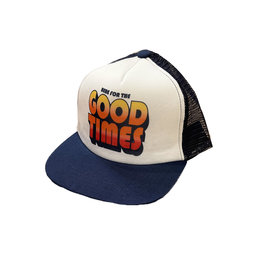 Tiny Whales Good Times Hat