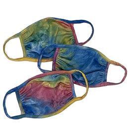 Sofi Rainbow Tie Dye Mask - 3 sizes