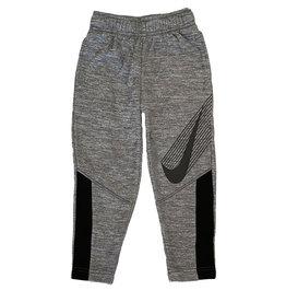 Nike Heather Grey Fleece Lined Swish Pant