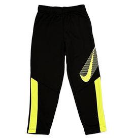 Nike Blk/Flo Yellow Fleece Lined Pant