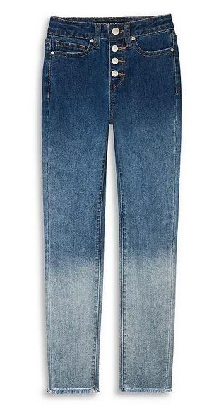Joe's Ombre Snap Fly Skinny Jean