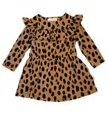 Hux Animal Frill Dress