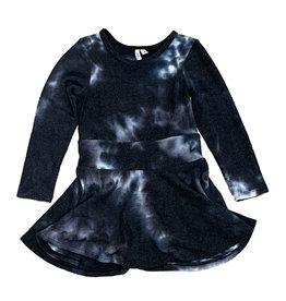 Sofi Hacci Blk TD Dress
