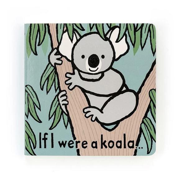Jellycat If I Were a Koala Board Book