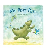 Jellycat My Best Pet Story Book