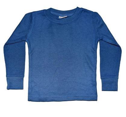 Mish Cobalt Blue Thermal Top