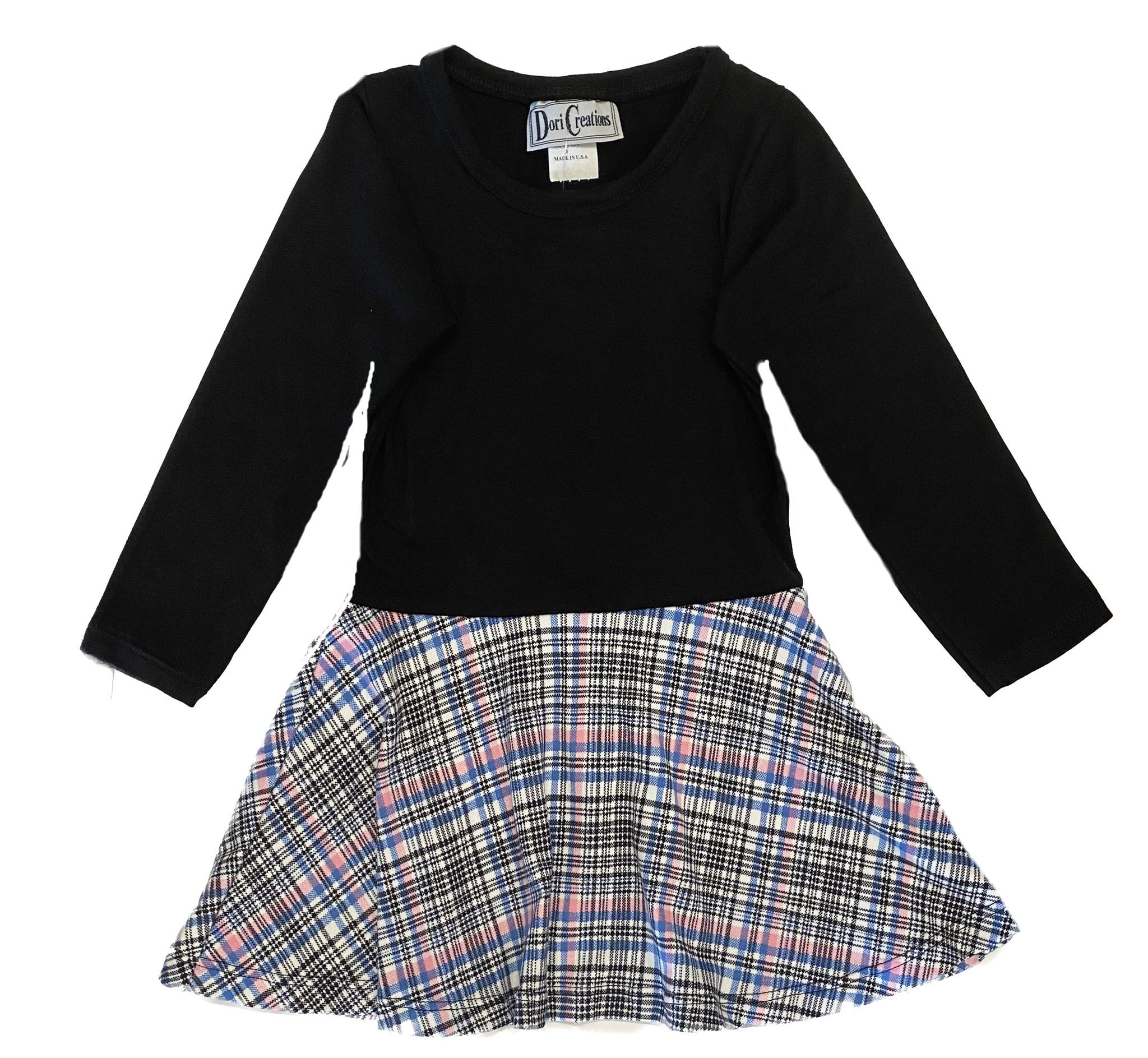 Dori Perfect Plaid Dress