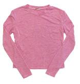 Firehouse Petal Pink  LS Tee