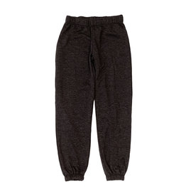 Firehouse Solid Black Sweatpant