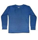 Mish Cobalt Blue Thermal Infant Top