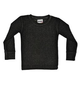 Mish Charcoal Thermal Infant Top