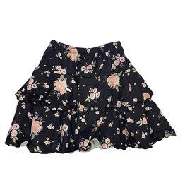 Social Butterfly Roses Skirt