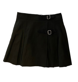 Katie J NYC Black Brittany Skirt