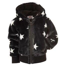 Appaman Luna Fur Hoodie Jacket