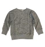 Mish Grey Brushed Fleece Infant Sweatshirt