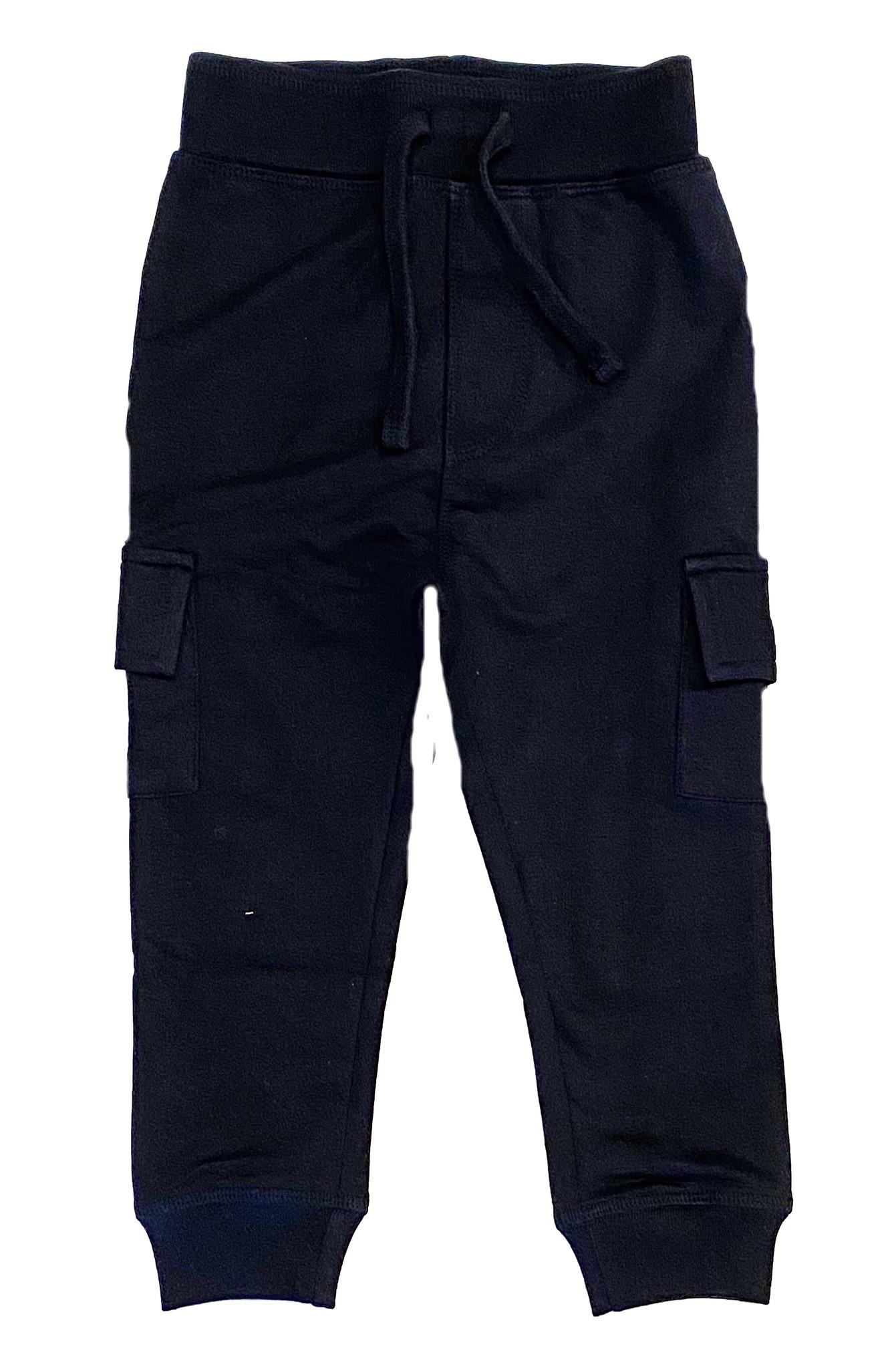Mish Navy Cargo Pocket Jogger