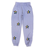 Firehouse Lavender Ombre Star Sweatpant
