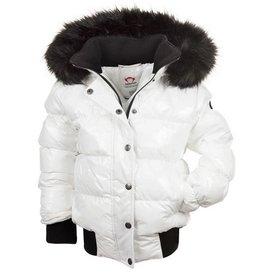 Appaman Kyla White Puffer Coat