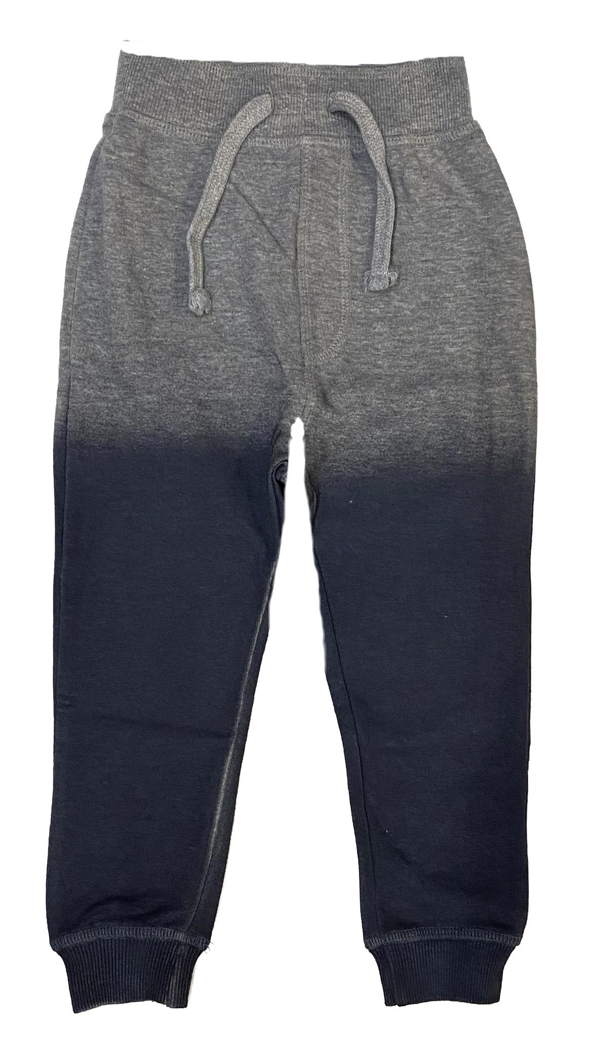 Mish Grey/Denim Ombre Infant Jogger