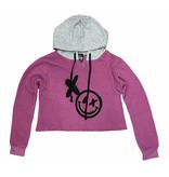 Love Junkie Pink XO Hoodie