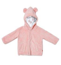 Magnetic Me Rose Quartz Minky Fleece Jacket