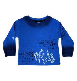 Mish Cobalt Ombre Splatter Thermal