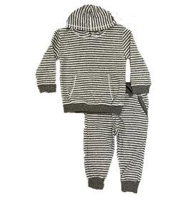 Cozii Grey Stripes Infant Set