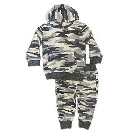 Cozii Grey Camo Infant Set