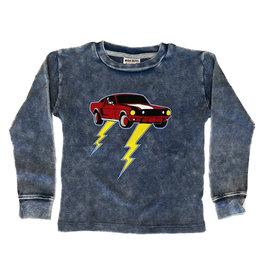 Mish Denim Car Infant Thermal
