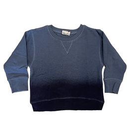 Mish Navy/Denim Ombre Sweatshirt