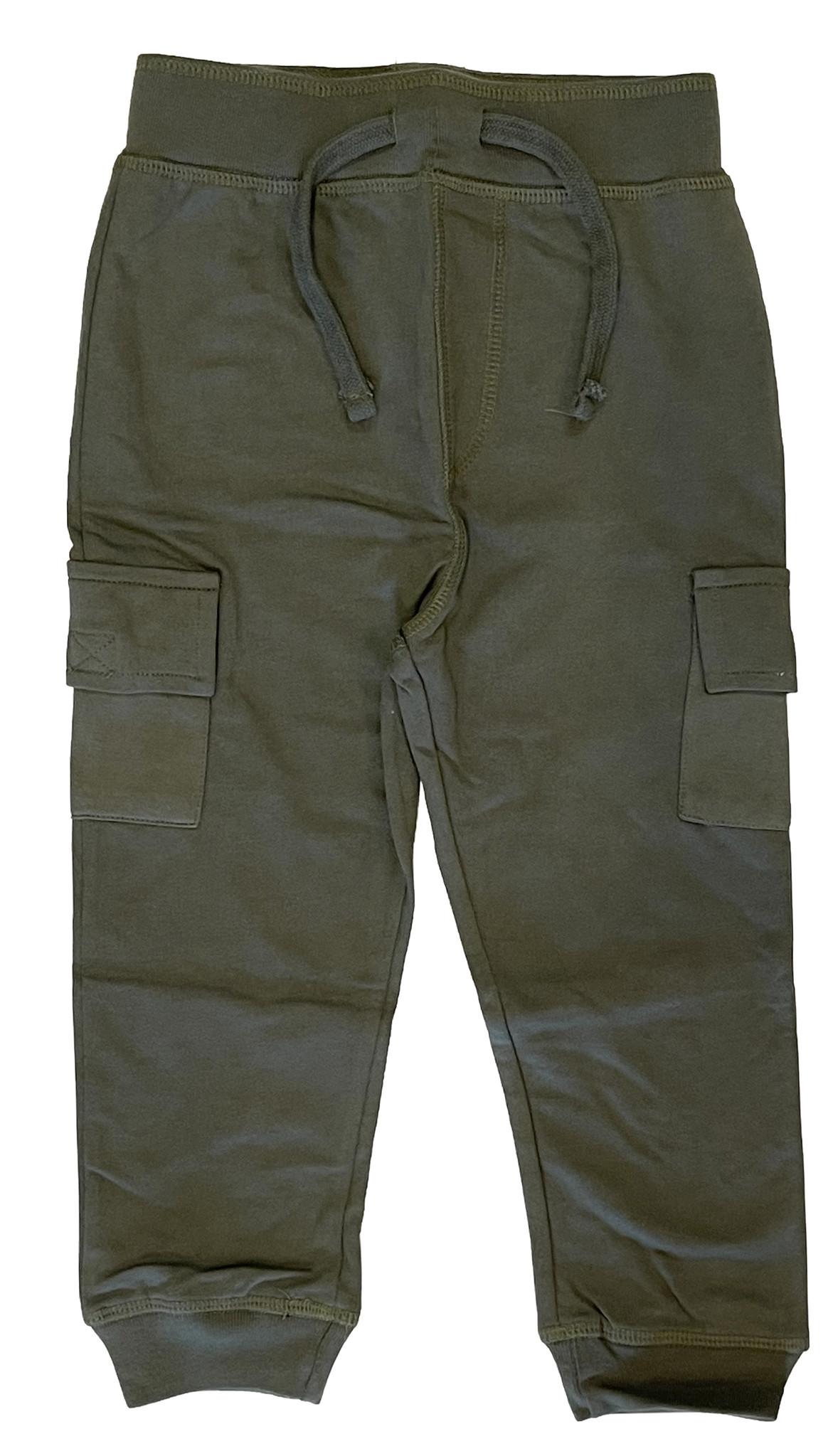 Mish Olive Pocket Jogger